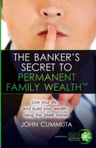 The Banker's Secret front cover resized